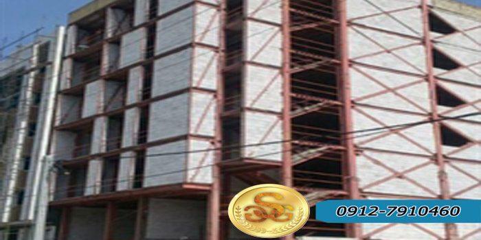 هزینه ساختمان سازی با هبلکس چقدر است ؟