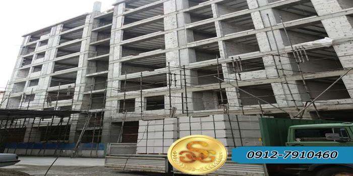علت ریزش ساختمان در هنگام زلزله